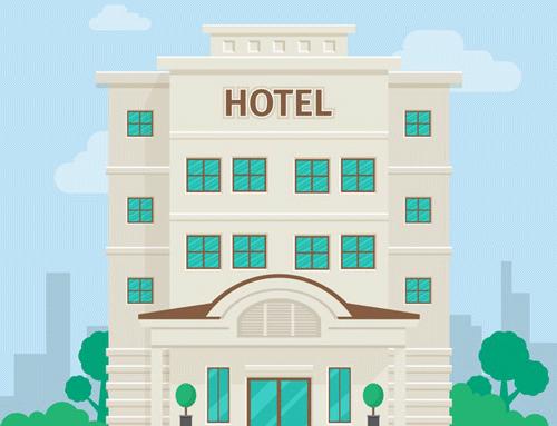 ثبت برند هتل و پانسیون – طبقه 43 برند
