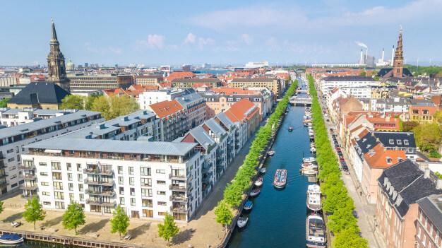 اقامت دانمارک با ثبت شرکت