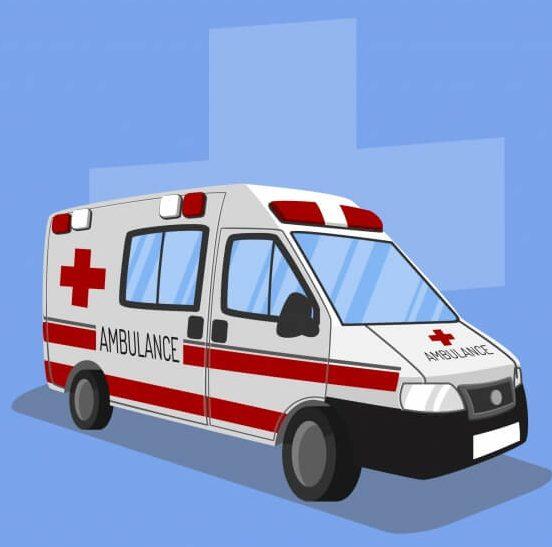 تاییدیه آمبولانس