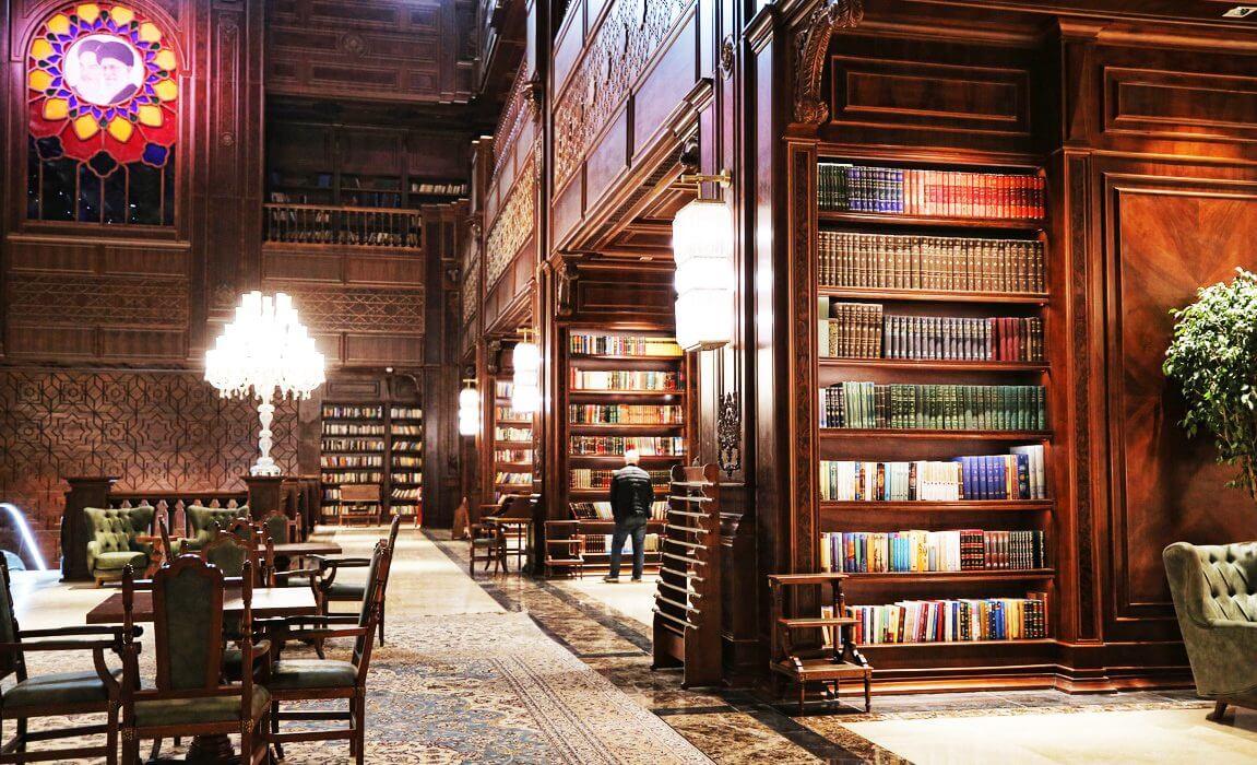 مجوز کتابخانه