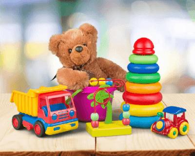 مجوز واردات اسباب بازی