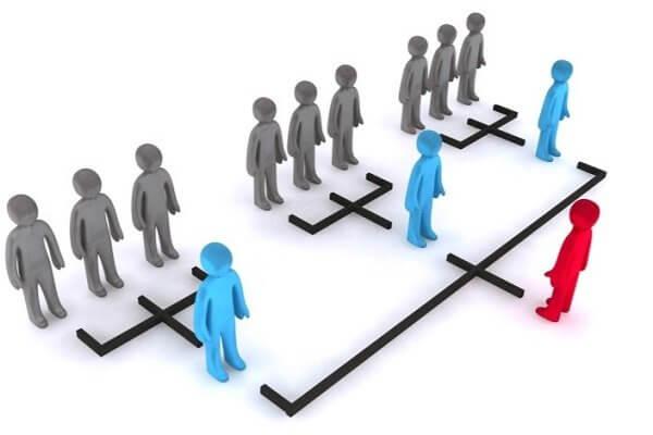 پروانه کسب بازاریابی شبکه ای