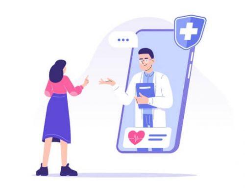 مجوز فعالیت اپلیکیشن حوزه سلامت