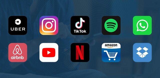 بهترین برنامه های موبایل در سال ۲۰۲۱