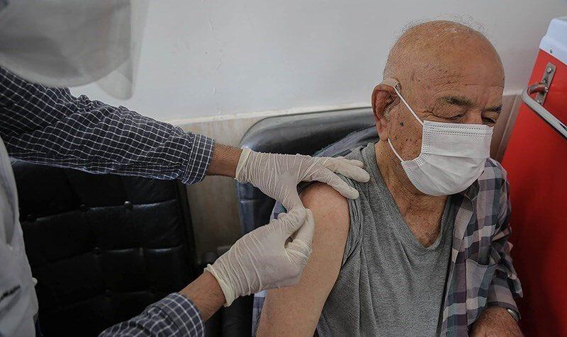 واکسیناسیون کرونا برای سالمندان