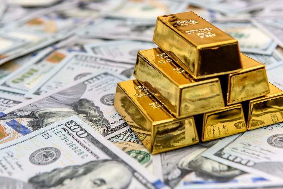 توقف سپرده طلا