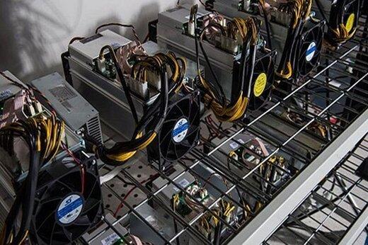 قطعی برق مراکز مجاز استخراج بیت کوین