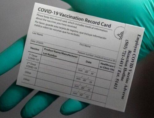 شرایط صدور کارت دیجیتال واکسن کرونا